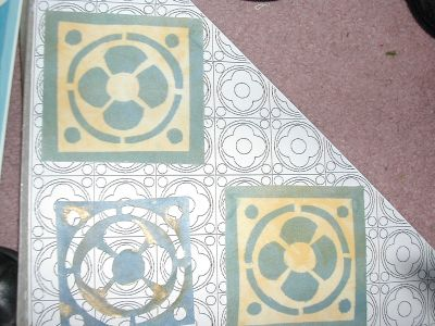 designs from floor tiles